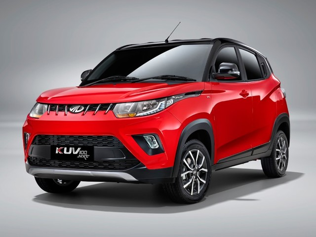 Mahindra KUV100 Electric Launch In 2018