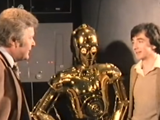 Watch This Clapperboard Star Wars Special From 1980