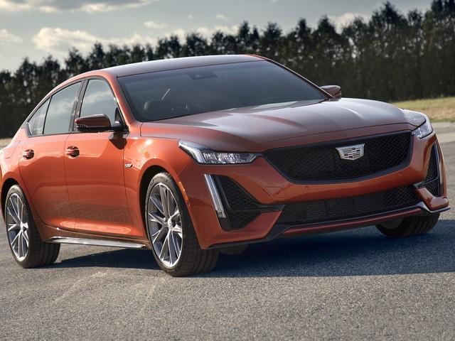 2020 Cadillac CT5-V starts at $48,690