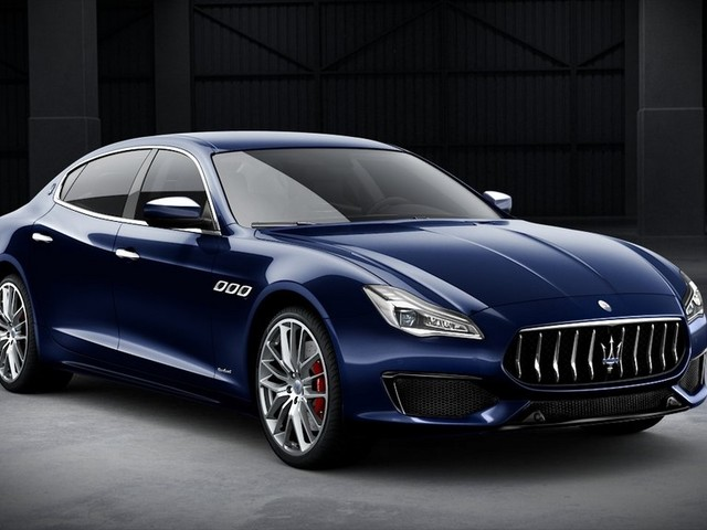2018 Maserati Quattroporte GTS Launched, Priced At Rs. 2.7 Crore