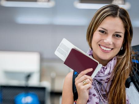 Credit Cards that Make Scoring Free Airfare Easy