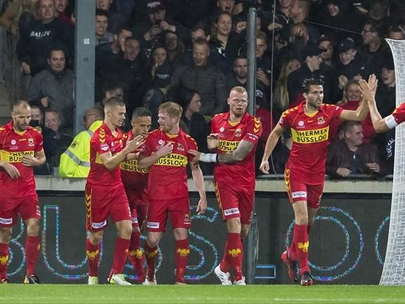 Go Ahead Eagles zegeviert over Jong Ajax en herovert koppositie