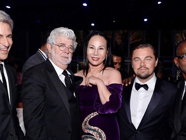 George Lucas Honoured At 7th Annual LACMA Art + Film Gala