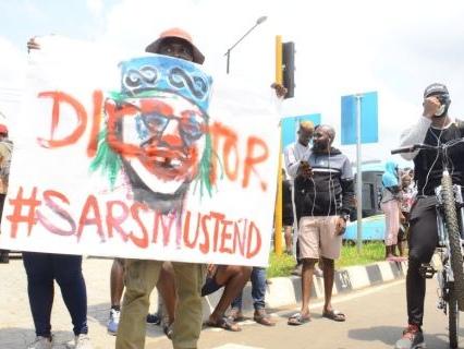 #EndSARS Nigerian Military Murders Peaceful Protestors, Beyoncé, Rihanna & More Speak Out