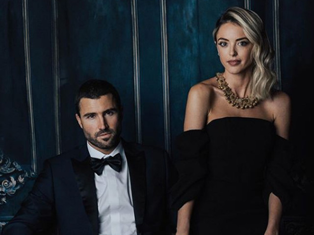 Brody Jenner Defends Kaitlynn Carter After His Ex Was Photo'd Kissing Miley Cyrus