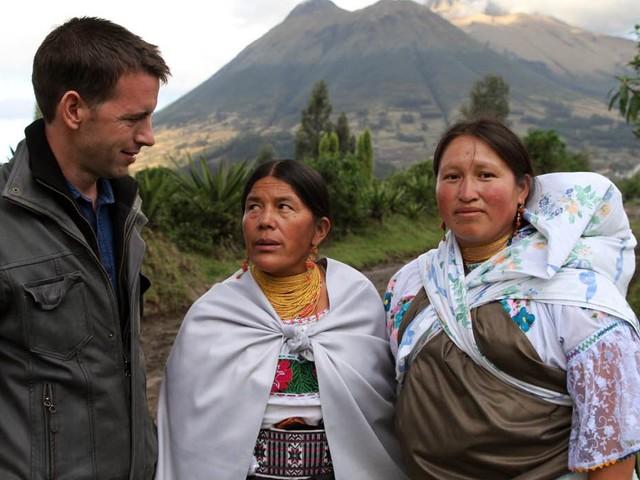 Nóg een VPRO-reisprogramma, nu de Andes