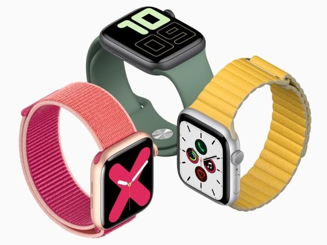 'Apple Watch Series 6 krijgt Touch ID-scanner in Digitale Kroon'