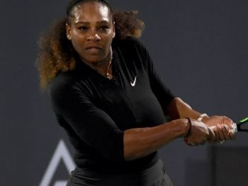 Serena Williams: 'Nog meer grand slams winnen'