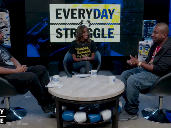Drunk Uncle N.O.R.E. Goes On Everyday Struggle To Talk Best Hip-Hop Duos [Video]