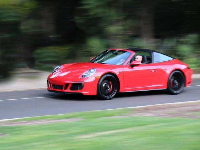 2017 Porsche 911 Targa 4 GTS PDK Automatic Tested: A Compelling 911 Made More So