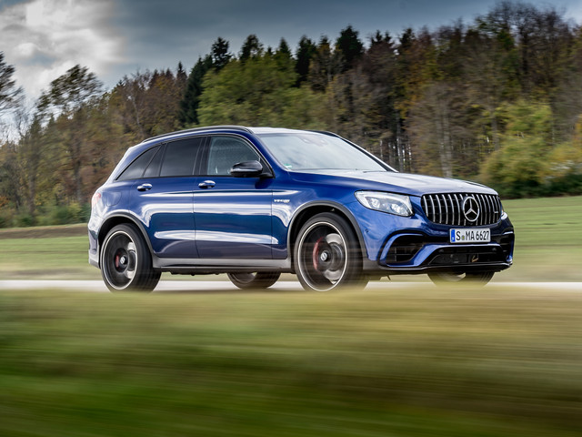 2018 Mercedes-AMG GLC63 – First Drive Review