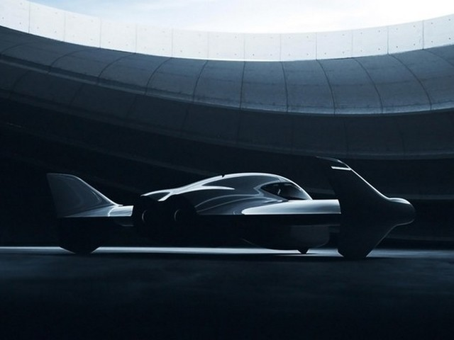 Porsche Teams With Boeing To Produce A Flying Car