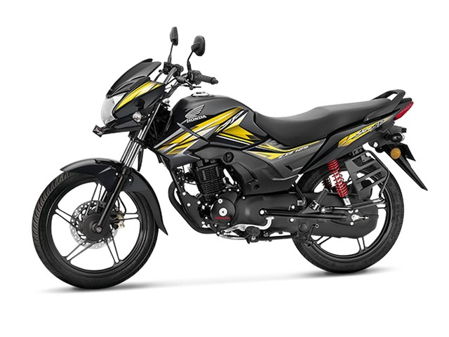 2018 Honda CB Shine SP Price Starts At Rs. 62,032/-