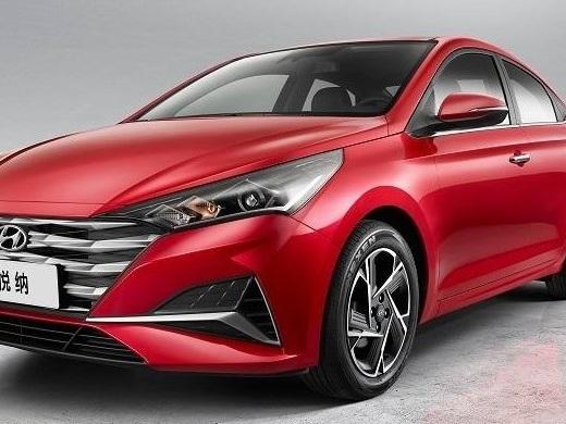 2020 Hyundai Verna's Official Photos Revealed