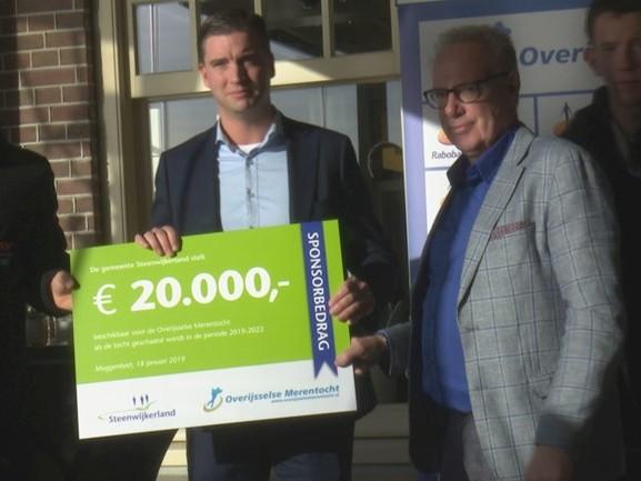 Overijsselse equivalent van de Elfstedentocht krijgt 20.000 euro