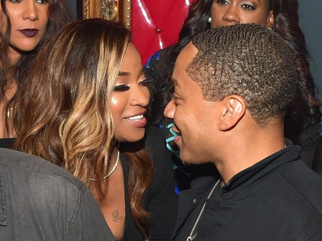 Toya And Her Bae Love It Up At Her And Ruggs' All Black Birthday Affair Attended By Future, Kandi And More