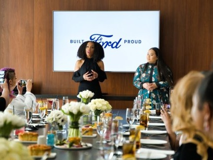 FORD Escapes To Hollywood To Unveil Their Black Women-Helmed #BuiltPhenomenally Campaign Voiced By Angela Bassett