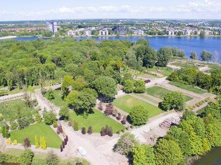Almere zet Floriade 2022 door