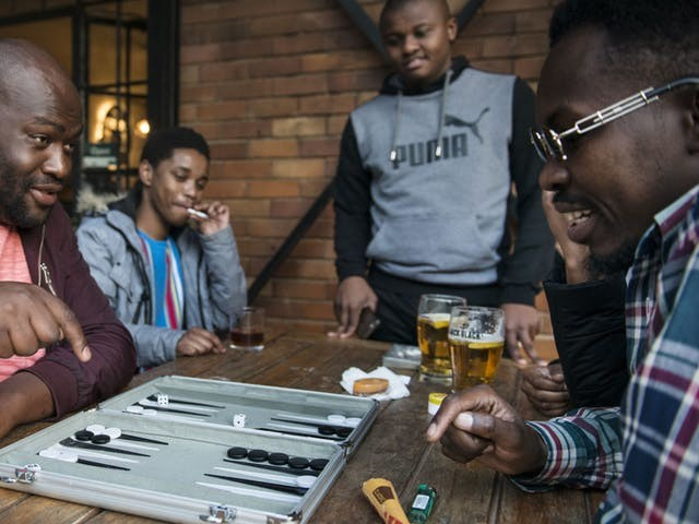 Zuid-Afrikaanse middenklasse financieel in de knel