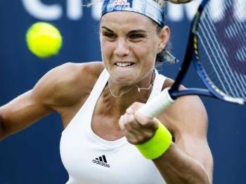 Tennisster Rus grijpt naast eerste WTA-zege
