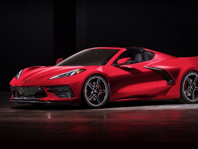 2020 Chevy Corvette Stingray is already almost sold out
