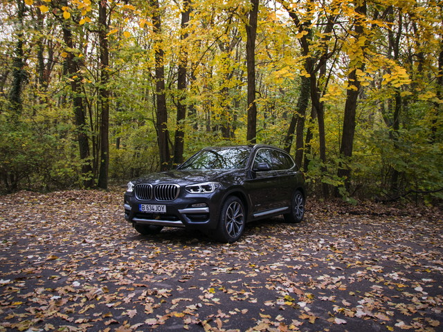Car and Driver tests the BMW X3 — Does it overshadow the 3 Series?