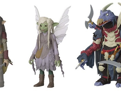 COMING SOON: POP! & ACTION FIGURE - THE DARK CRYSTAL