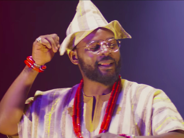 """Falz """"Child Of The World"""" Video"""