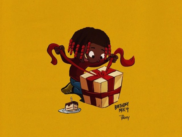 Lil Yachty Drops Off His 'Birthday Mix 4'