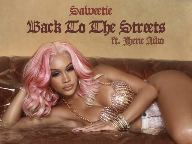 Saweetie & Jhene Aiko Share New Single 'Back To The Streets': Listen