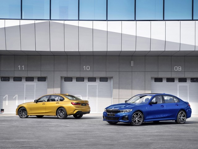 Long Wheelbase BMW 3 Series to Be Featured at Shanghai Auto Show
