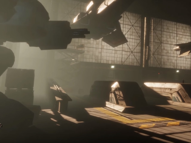 Aech's Garage Created In VR Experience From Ready Player One