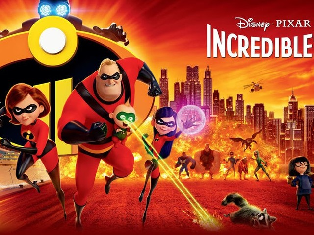 """INCREDIBLES 2"" ON PACE TO BECOME FANDANGO'S BIGGEST ANIMATED PRE-SELLER OF ALL TIME"