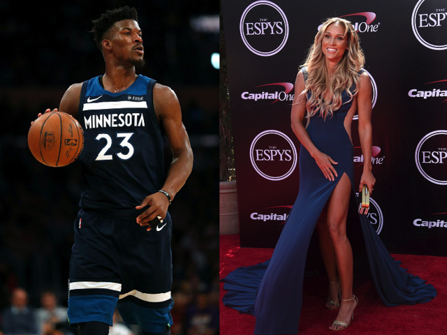 Olympian LoLo Jones Says Jimmy Butler Can Deflower Her Holy Honeypot & He Responds With THIS