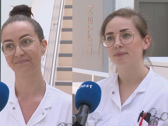 """MST-verpleegkundigen in coronatijd: """"Het tempo ligt hoog, maar de werkdruk is nog te doen"""""""