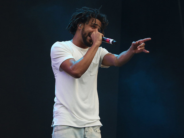 "Double Woke, No Features: J. Cole Lays Out NFL/Corporate Boycott Plan, Praises ""Winning"" Cardi B"
