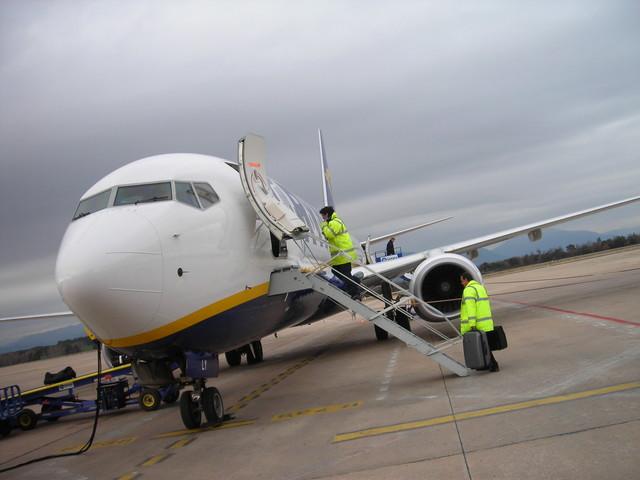 55.000 reizigers geraakt door acties Ryanair