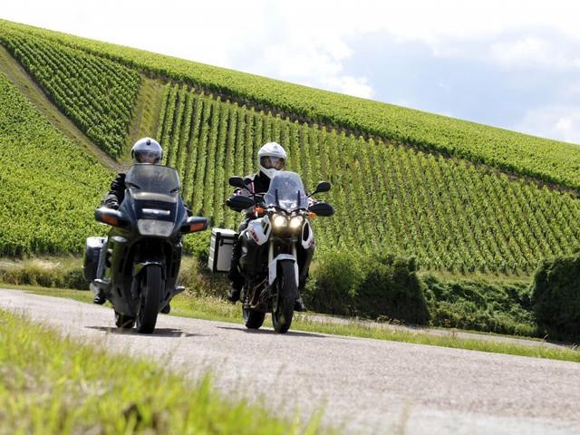 Dit kun je met een motor beleven in het noorden van Frankrijk