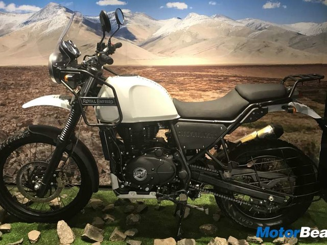 Royal Enfield Himalayan BS4 Priced At Rs. 1.91 Lakhs [Video]