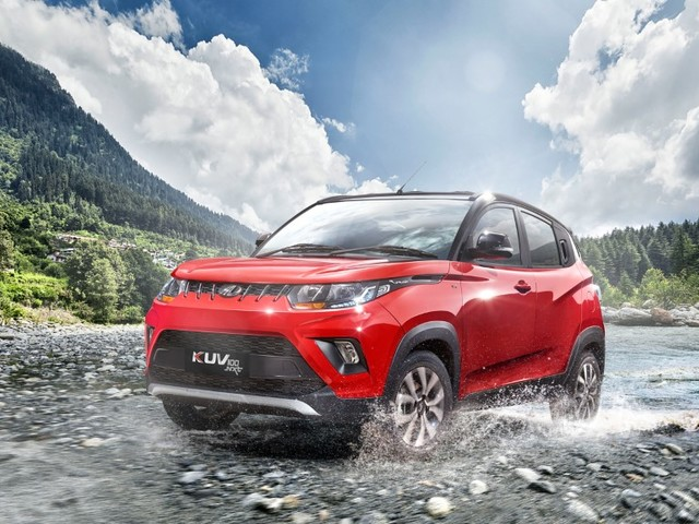 Mahindra KUV100 NXT Launched, Priced From Rs. 4.39 Lakhs