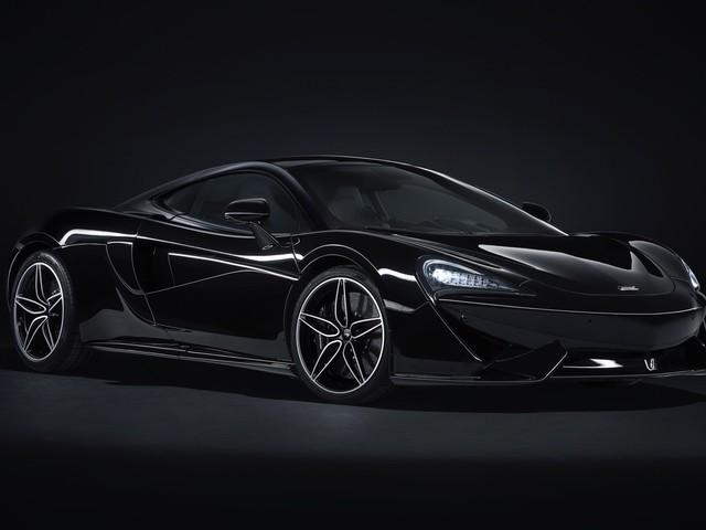 McLaren reveals the 570GT Black Collection