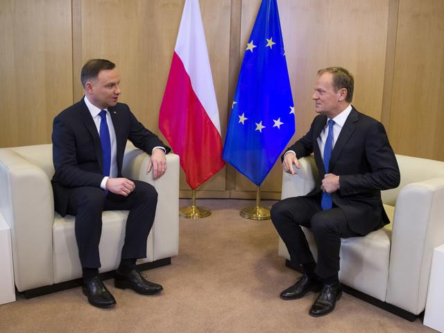 Poolse regering doet handreiking aan Brussel