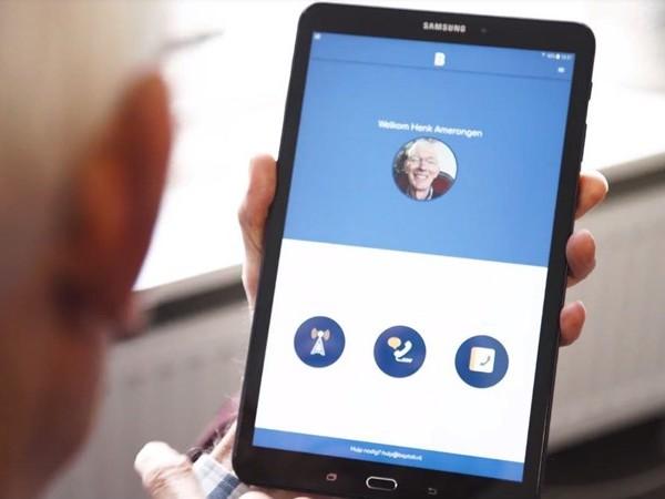Deventer studenten ontwikkelen app voor eenzame ouderen
