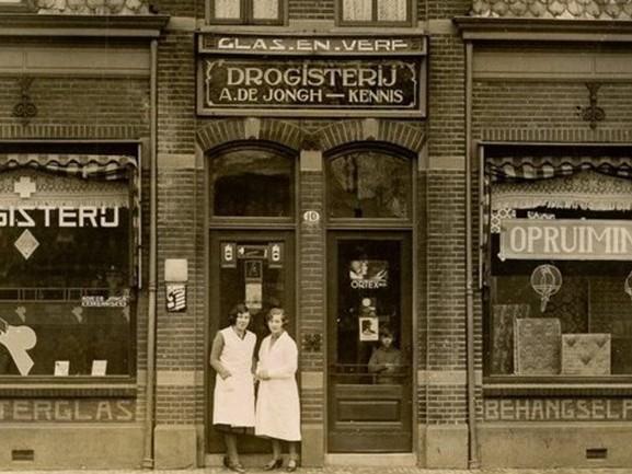 Weer een winkel minder: Tilburgs oudste drogisterij stopt na meer dan 100 jaar