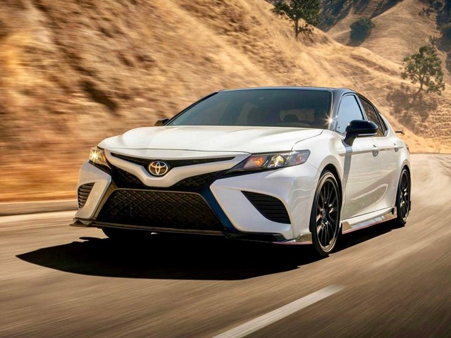 2020 Toyota Camry TRD priced at $31,995
