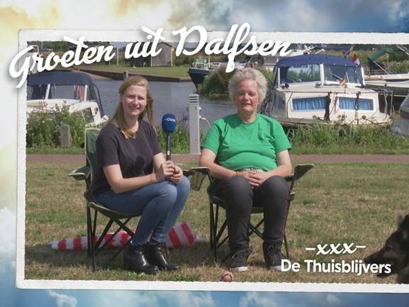 De Thuisblijvers - aflevering 4: IJsjes eten met reiscoach Annet