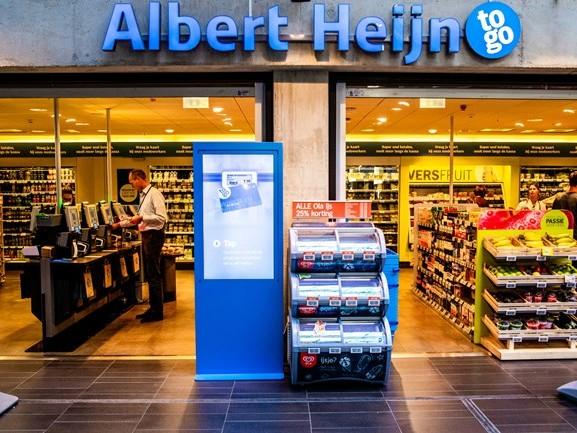 Grote kassastoring bij Albert Heijn alweer deels opgelost