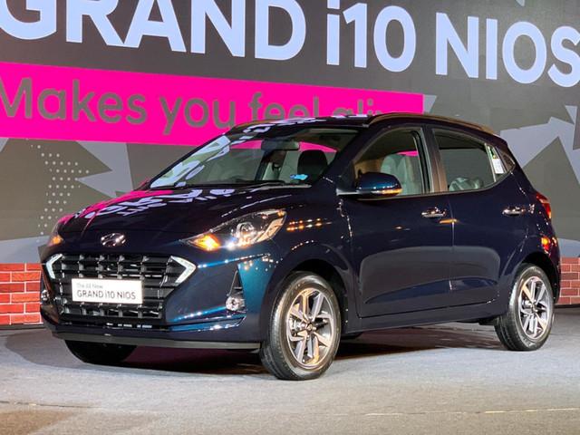 Hyundai Grand i10 NIOS Launched; Price Starts At Rs. 4.99 Lakhs