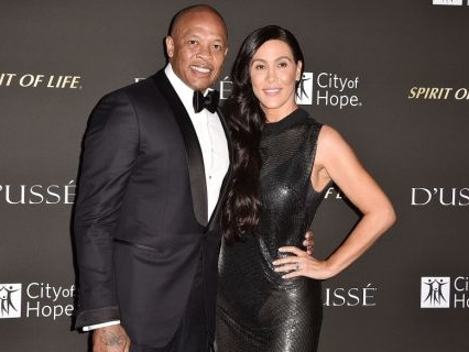 SMH: Dr. Dre's Estranged Wife Is Suing The Producer For Allegedly Hiding His Valuable Assets In Divorce