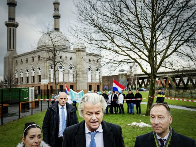 Rotterdamse PVV-lijsttrekker na één dag weer op straat